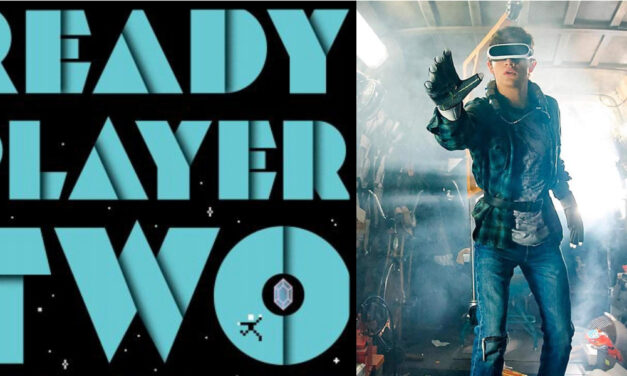 NYCC 2020: READY PLAYER TWO Will Take Readers on Another Easter Egg Hunt