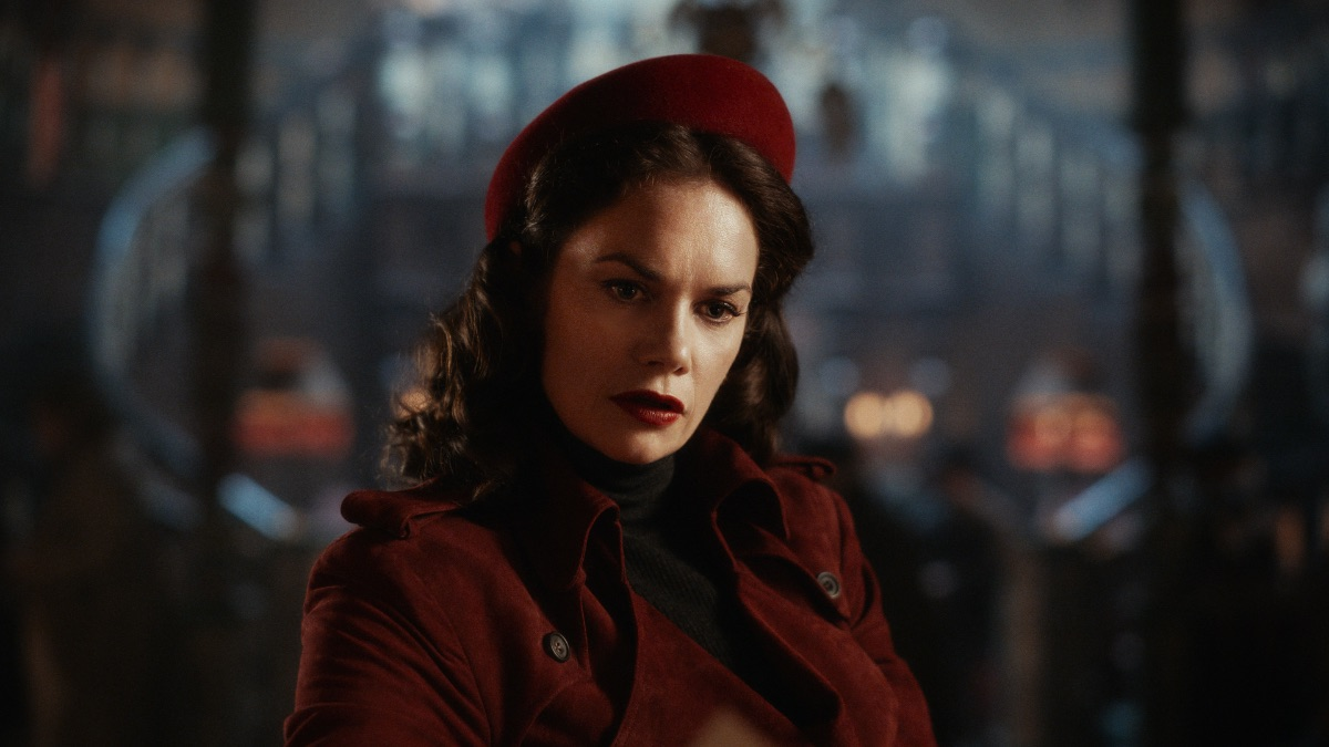 Ruth Wilson in HBO's His Dark Materials Season Two