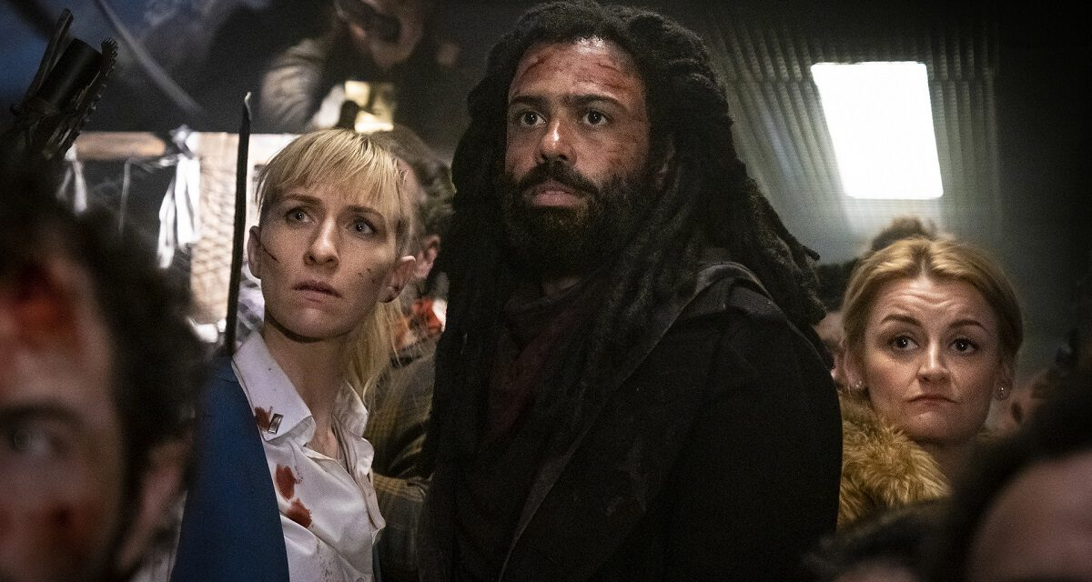 SNOWPIERCER Season Finale Recap Part 2: (S01E10) 994 Cars Long
