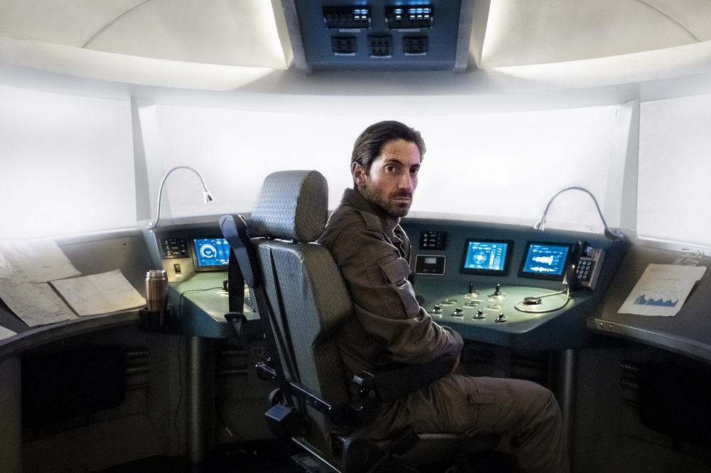 Still of Iddo Goldberg in Snowpiercer