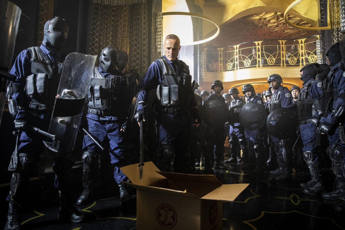 Still of Timothy V. Murphy in Snowpiercer