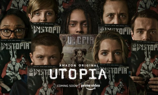 SDCC 2020: The Conspiracy is Real in First Trailer for Amazon Prime's UTOPIA