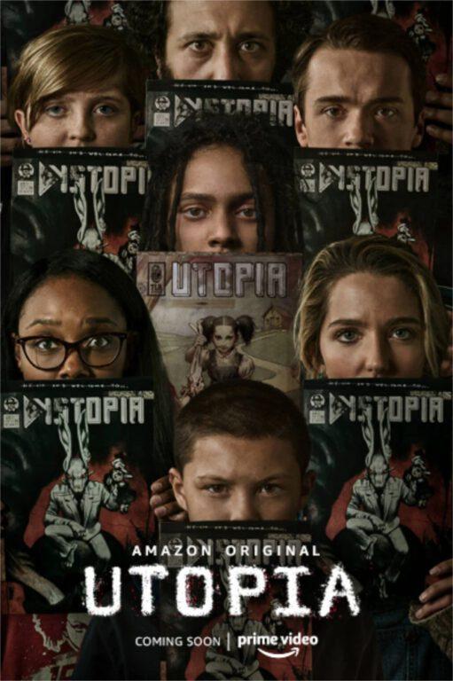 Utopia debuts on Amazon Prime this fall