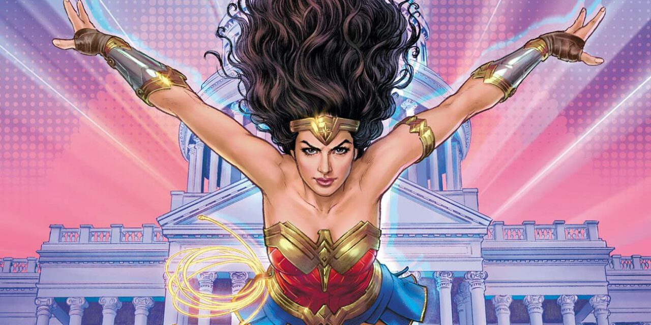 WONDER WOMAN 1984 NO 1 Prologue Comic Coming in September