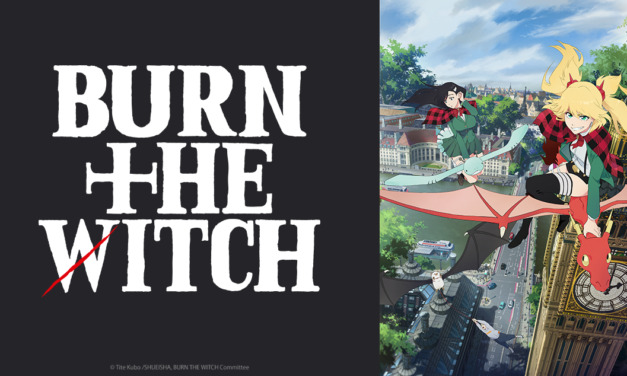 BURN THE WITCH Anime Film Announced for Crunchyroll Fall Lineup