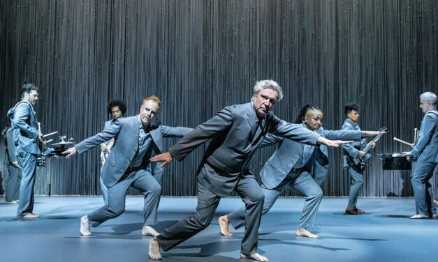 DAVID BYRNE'S AMERICAN UTOPIA Is Broadway for the Small Screen