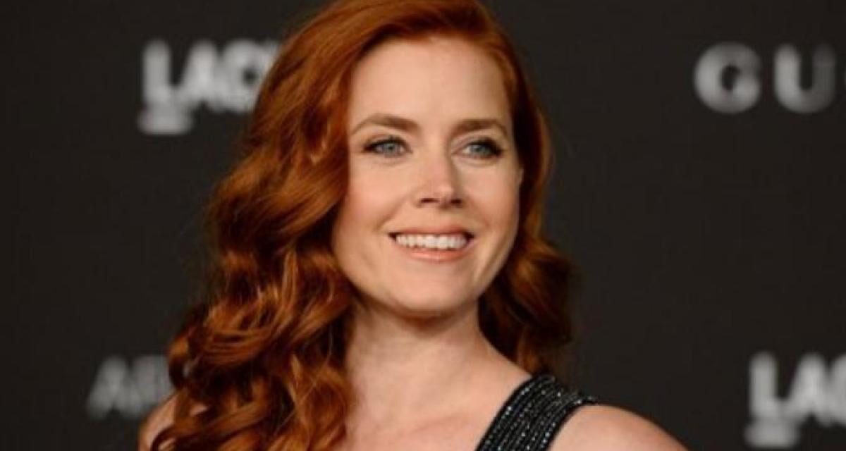 DEAR EVAN HANSEN Film Adds Amy Adams to Its Roster