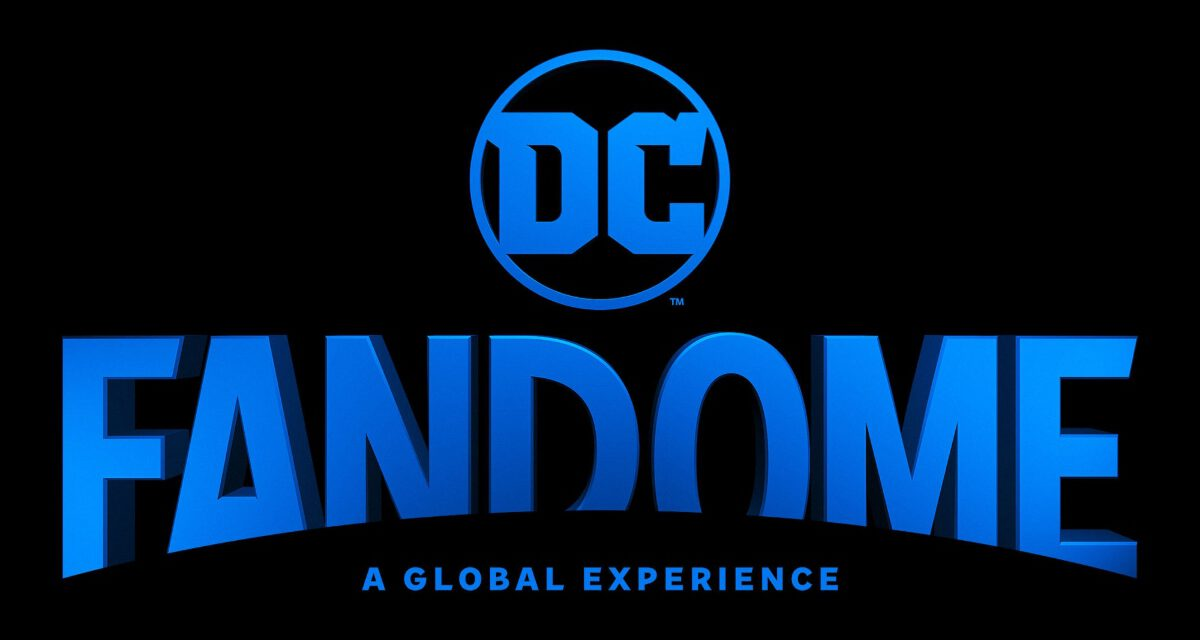 DC FANDOME Schedule Offers Something for Everyone