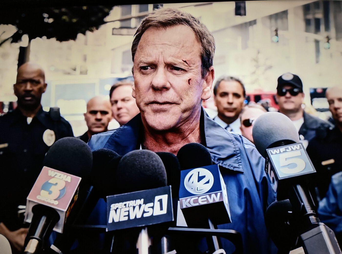 Kiefer Sutherland in The Fugitive