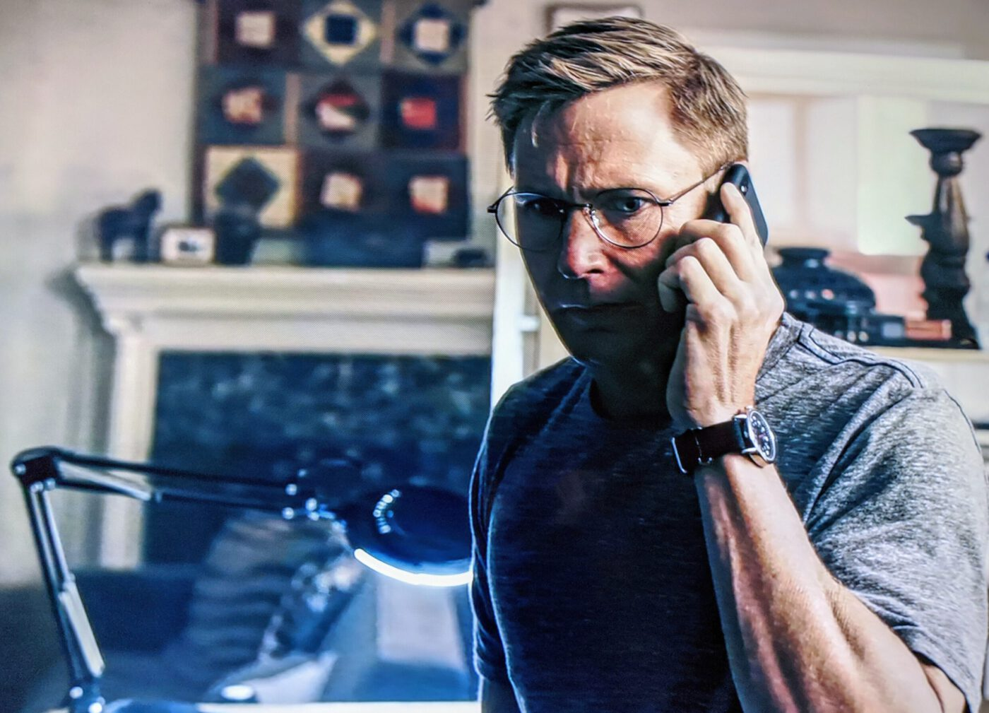 Brian Geraghty in The Fugitive