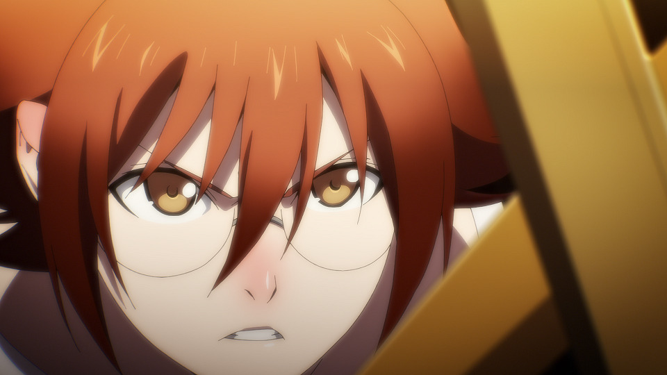 THE GOD OF HIGH SCHOOL Recap (S01E09): curse/cornered