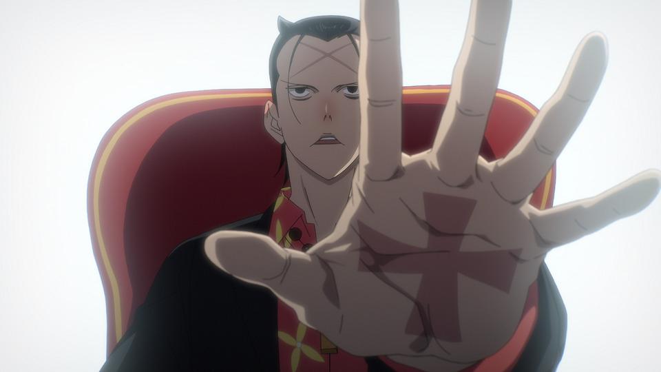 tournament president Park (The God of High School, season 1 episode 8)
