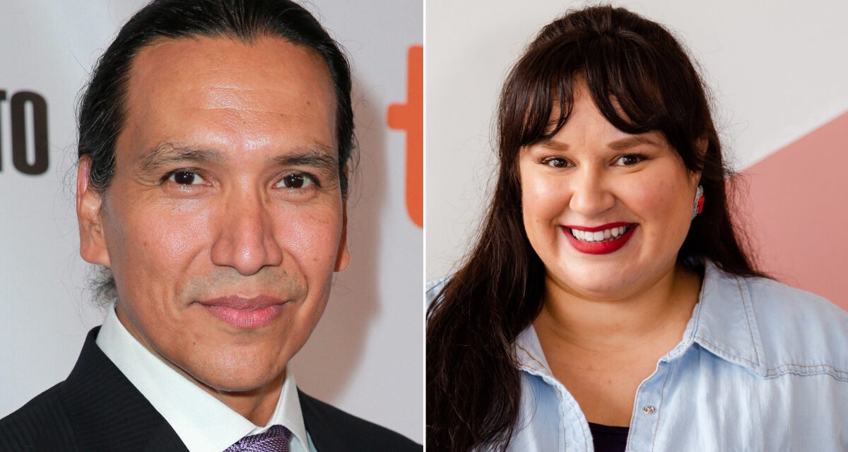 GGA Indigenerd Special Report: RUTHERFORD FALLS Cast Includes Michael Greyeyes and Jan Schmieding