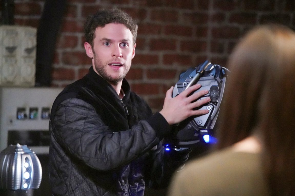 Fitz returns to Marvel's Agents of S.H.I.E.L.D.
