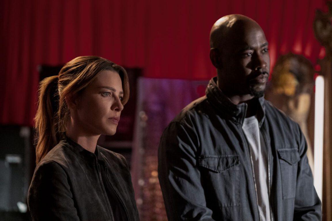 Chloe enlists Amenadiel on her next case on Lucifer