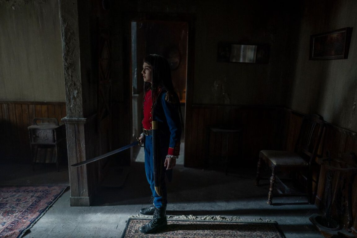 Millie discovers her father's secret on NOS4A2