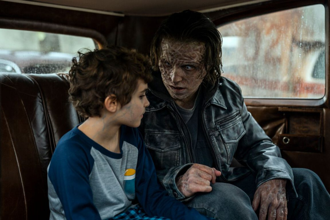 Craig helps Wayne remember his mom on NOS4A2
