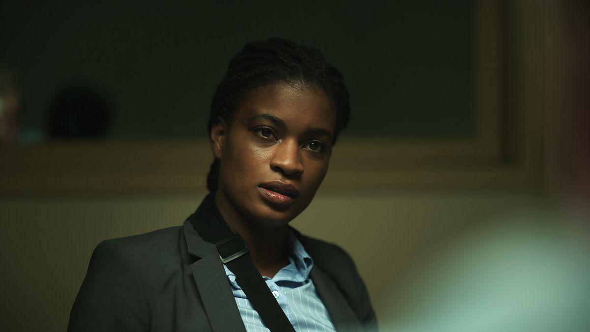 Tabitha interrogates Bing Partridge in NOS4A2