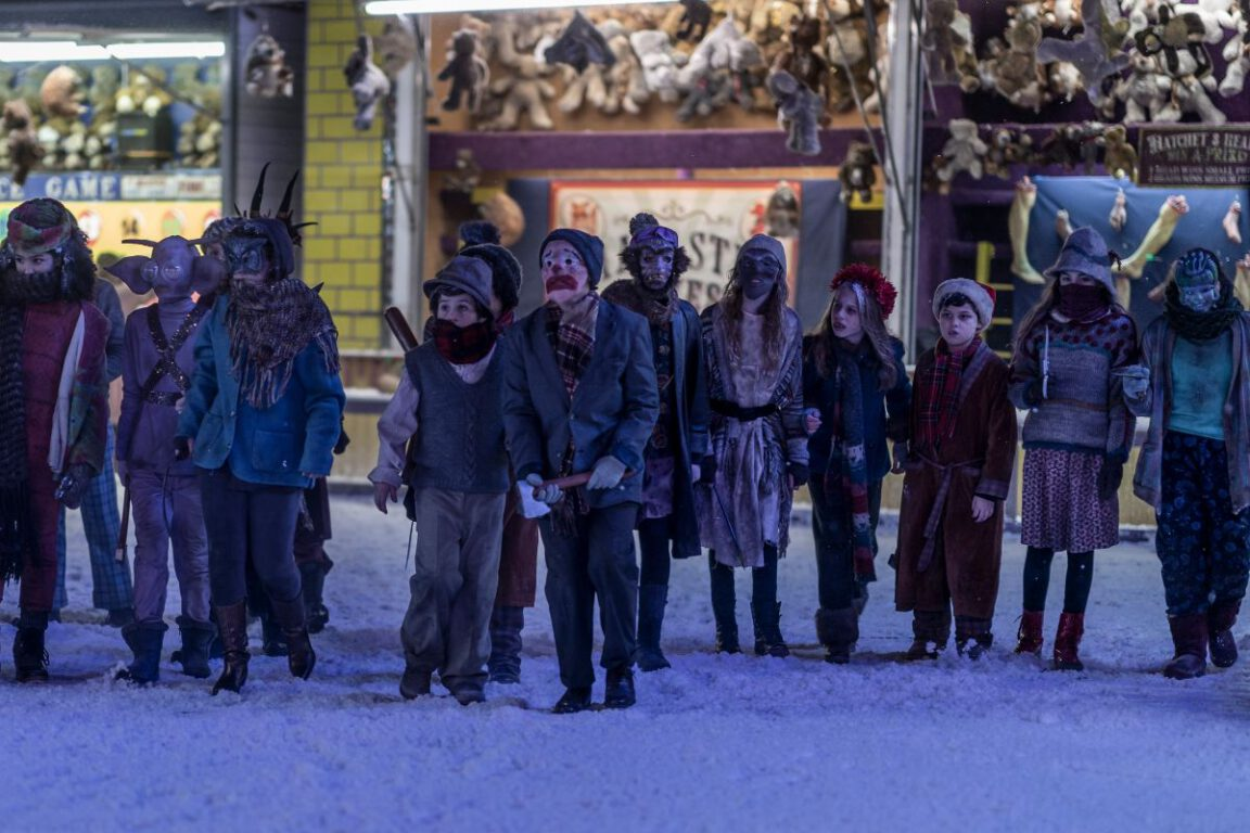 The Children of Christmas Land welcome Vic and Maggie on NOS4A2