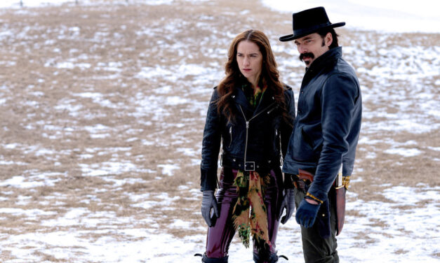 WYNONNA EARP to End After Season 4 on Syfy