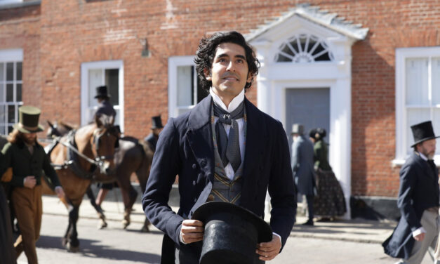 Movie Review: THE PERSONAL HISTORY OF DAVID COPPERFIELD