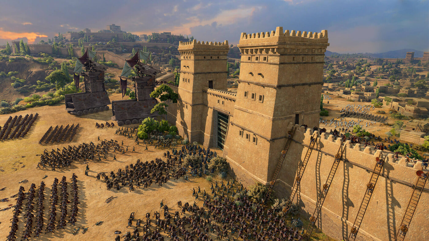 Anticipated games for August 2020: A Total War Saga: Troy