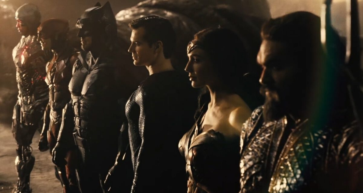 DC FANDOME: ZACK SNYDER'S JUSTICE LEAGUE Trailer Features More Flash, Cyborg and Darkseid