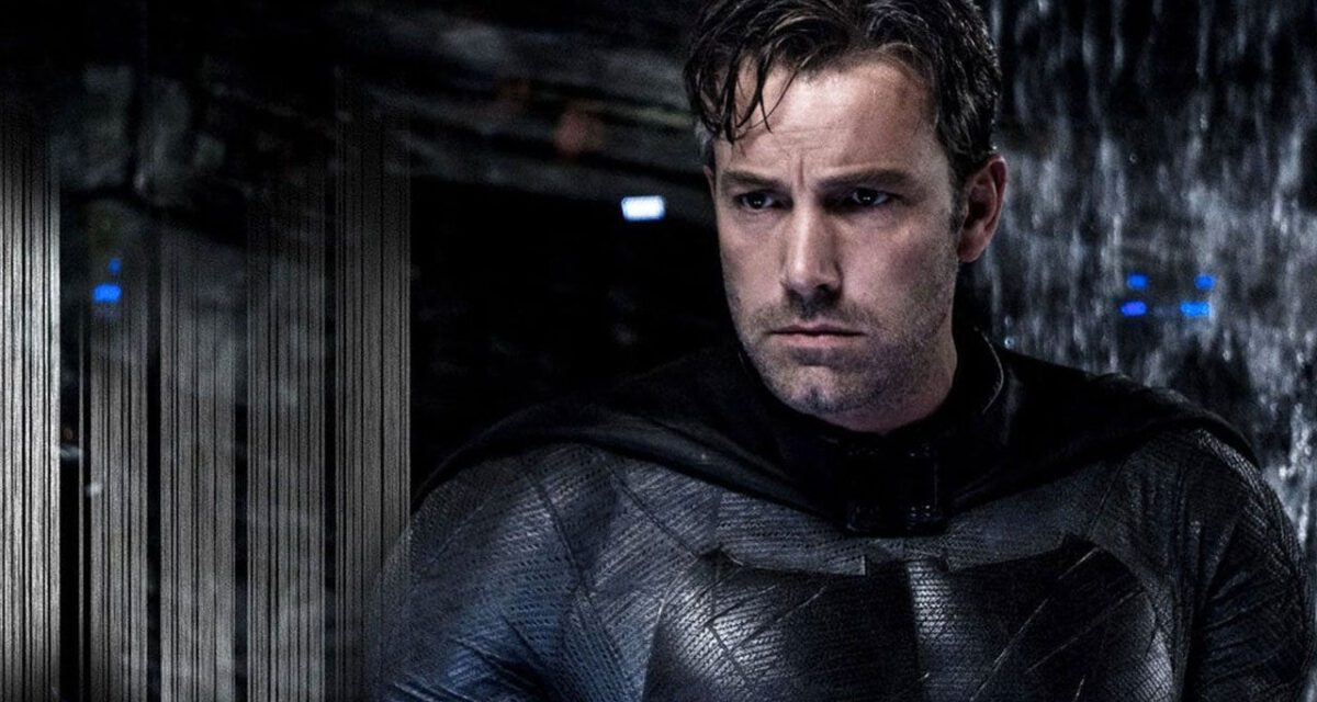 DC FANDOME: Ben Affleck Returns as Batman In THE FLASH Film