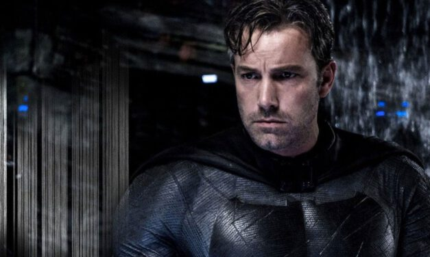 DC FANDOME: Ben Affleck Returns as Batman In THE FLASH Film
