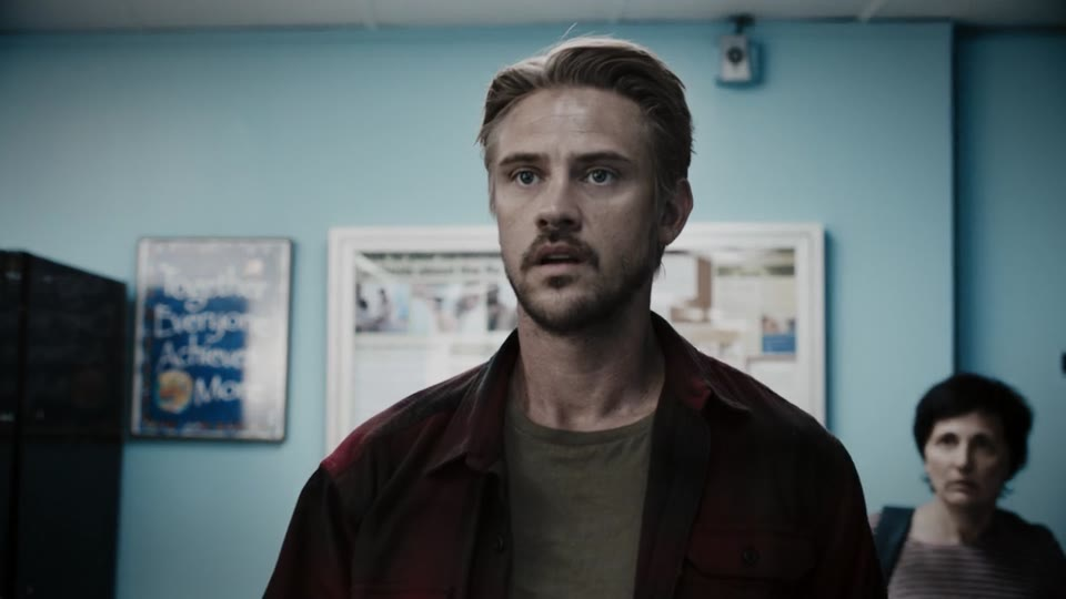 Boyd Holbrook in The Fugitive
