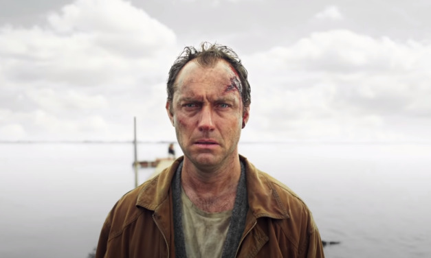 Nothing Goes Well for Jude Law and Naomie Harris in HBO's Chilling THE THIRD DAY Trailer