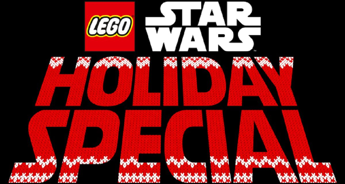 THE LEGO STAR WARS HOLIDAY SPECIAL to Festively Premiere on Disney Plus