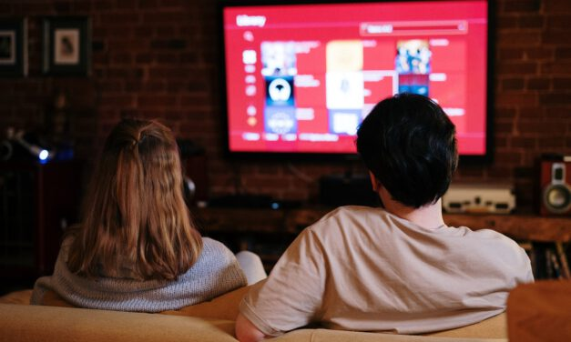 Learning a Language by Watching TV
