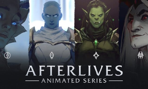 GAMESCOM 2020: Blizzard Teases Upcoming SHADOWLANDS AFTERLIVES Animated Shorts