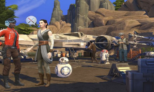 GAMESCOM 2020: SIMS 4 Takes A Trip to Batuu