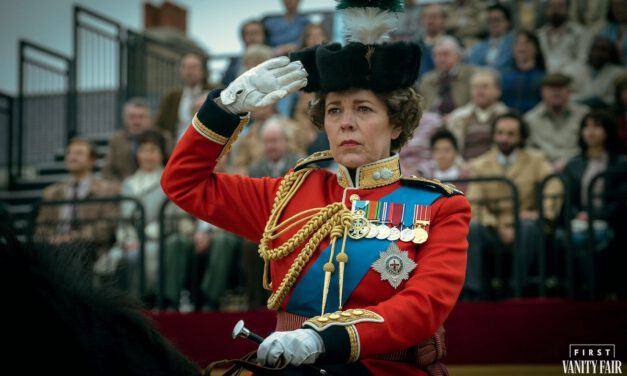 THE CROWN Releases First Look Photos of Diana and Margaret Thatcher