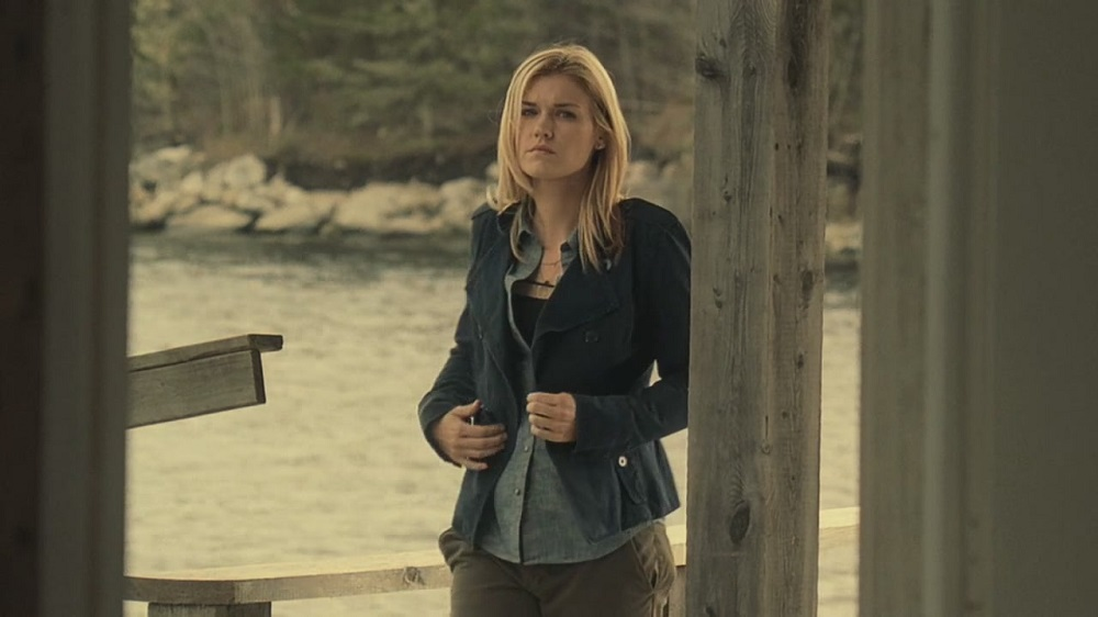 Emily Rose as Audrey Parker in Haven.