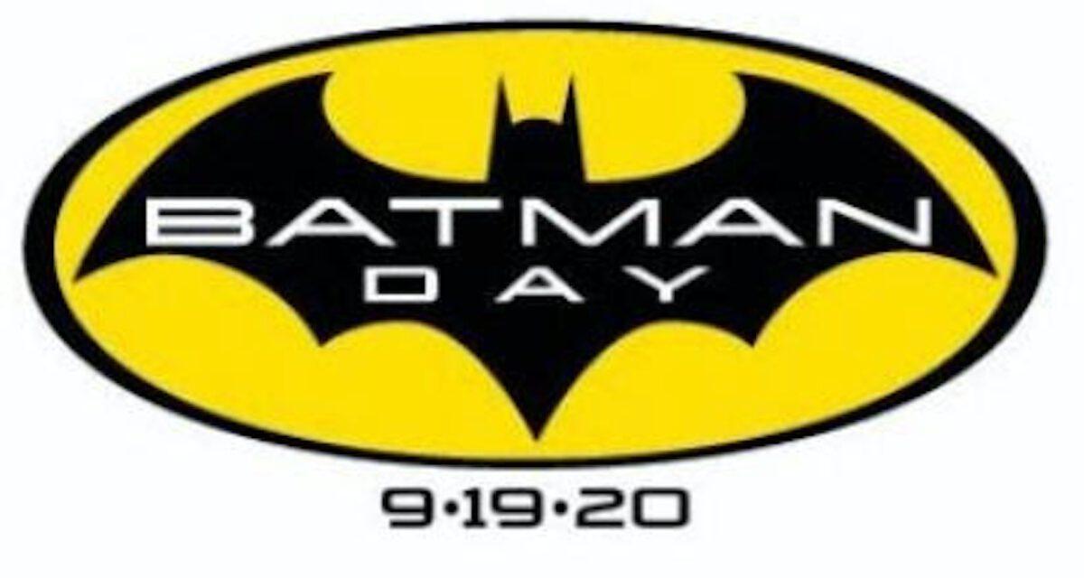 Celebrate BATMAN DAY on HBO Max.