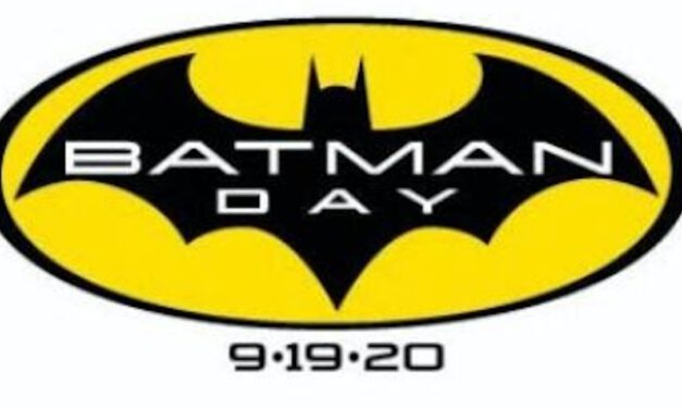 Celebrate BATMAN DAY on HBO Max.