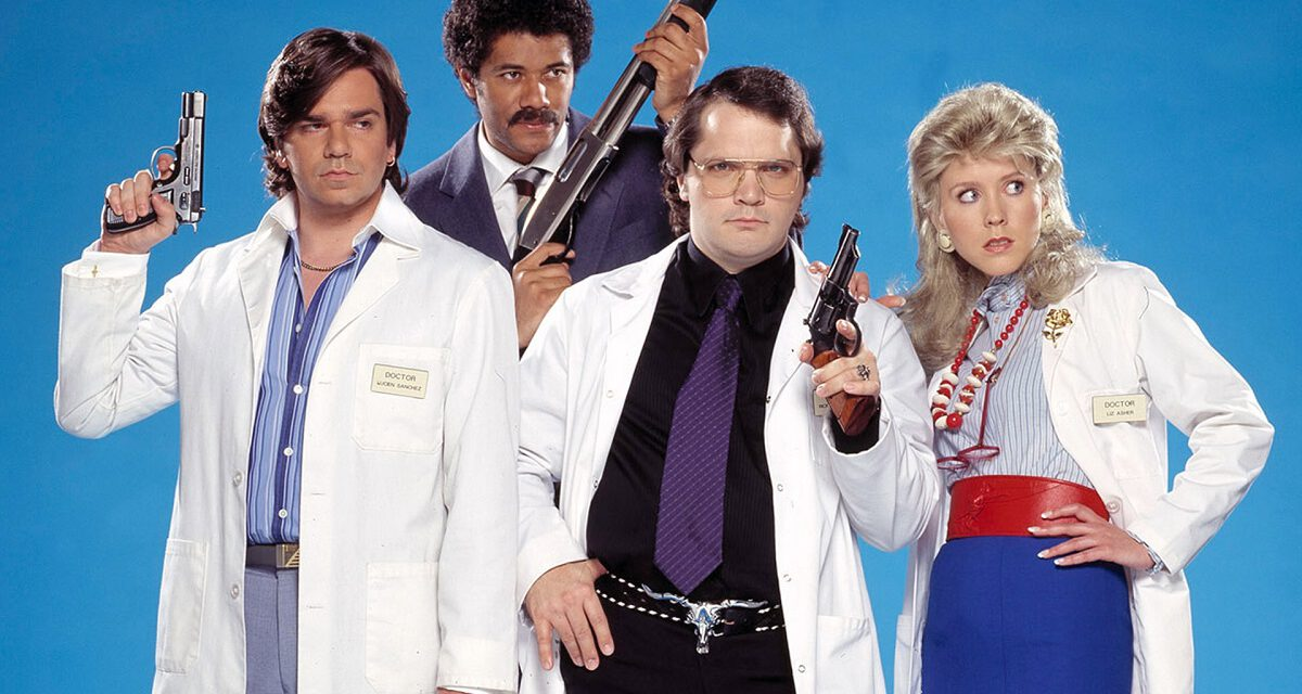 8 Reasons Why You Should Watch GARTH MARENGHI'S DARKPLACE