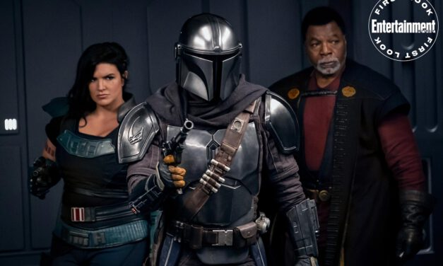THE MANDALORIAN Releases New Poster From a Galaxy Far, Far Away
