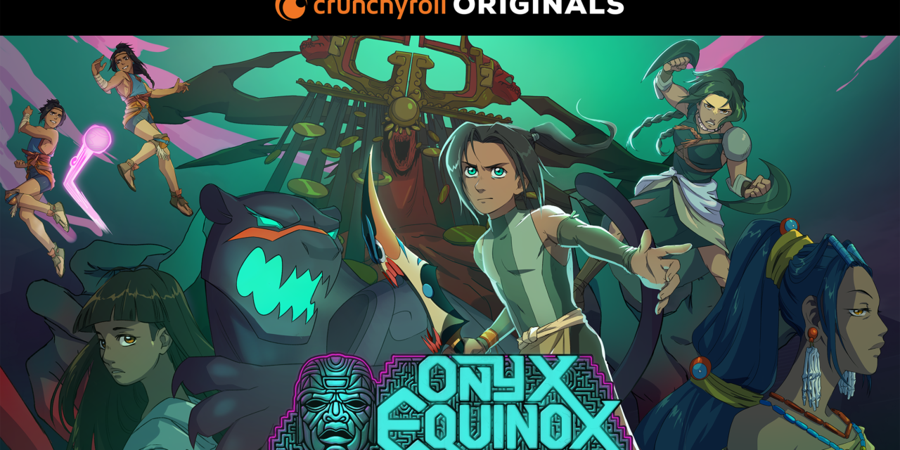 ONYX EQUINOX Character Trailer Released; Cast and Premiere Date Announced