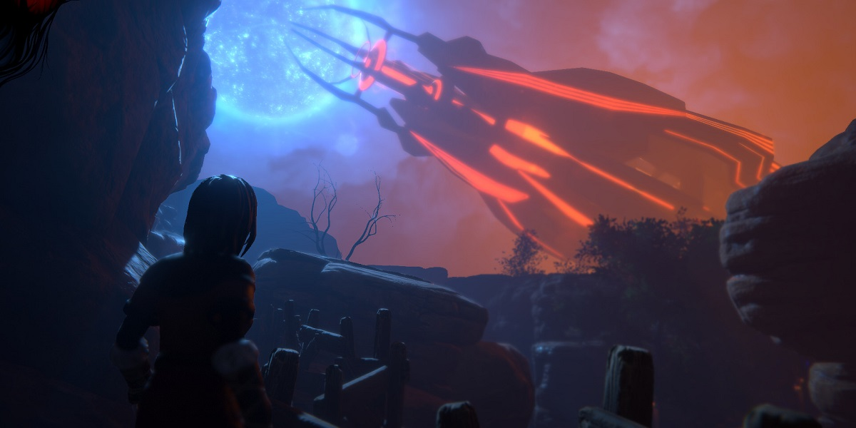 SEED OF LIFE Trailer Introduces the Beautiful Yet Toxic World of Lumia