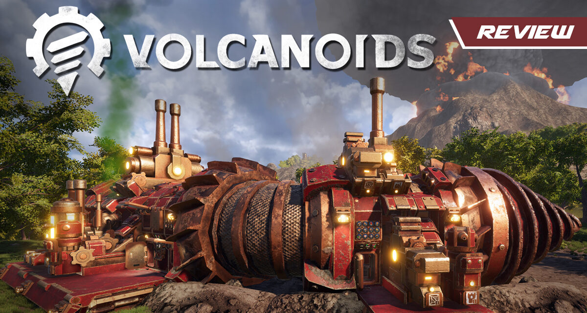 GGA Game Review: VOLCANOIDS Brings Steampunk Survival to Co-Op