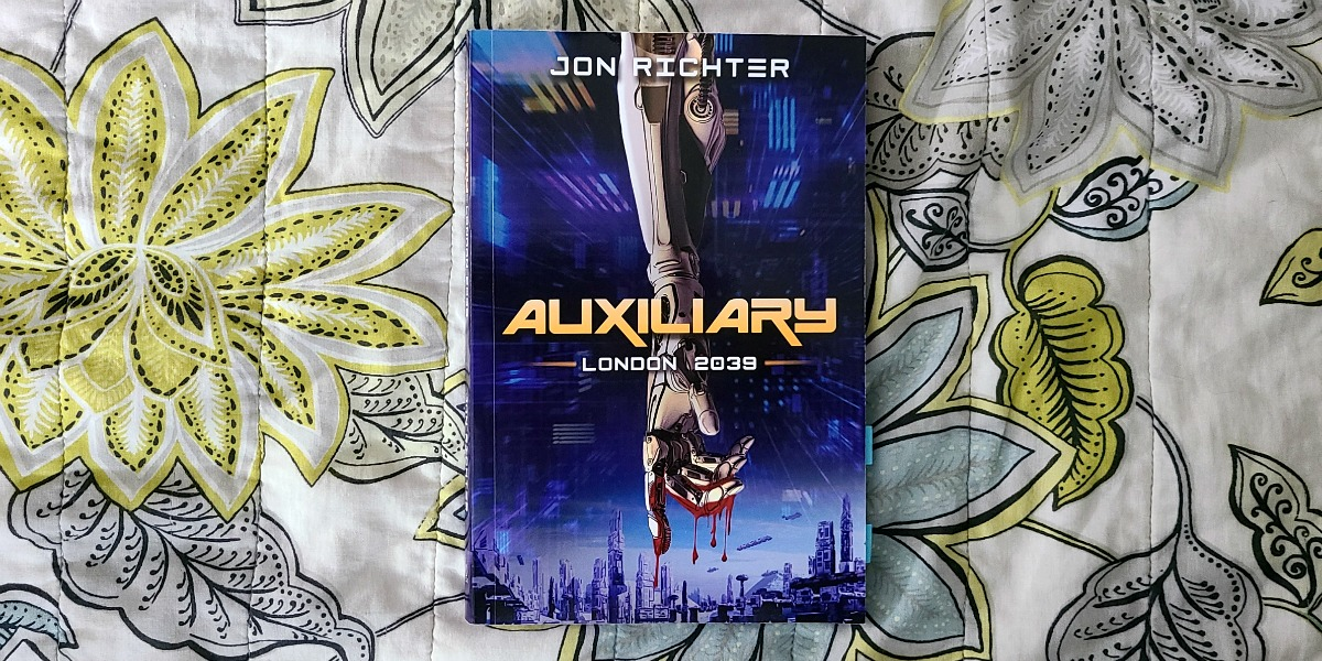 Book Review: AUXILIARY LONDON 2039