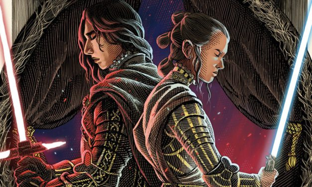 THE MERRY RISE OF SKYWALKER Brings a Charming End to Ian Doescher's Ongoing Star Wars Series