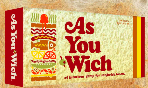 GGA Game Review: AS YOU 'WICH Has You Building Very Odd Sandwiches