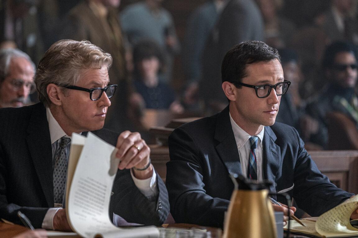 Joseph Gordon-Levitt co-stars in The Trial of the Chicago 7
