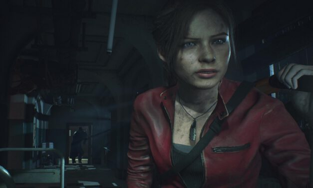 GGA Crush of the Week: CLAIRE REDFIELD