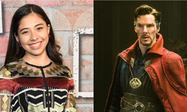 Xochitl Gomez Will Join Benedict Cumberbatch in DOCTOR STRANGE 2